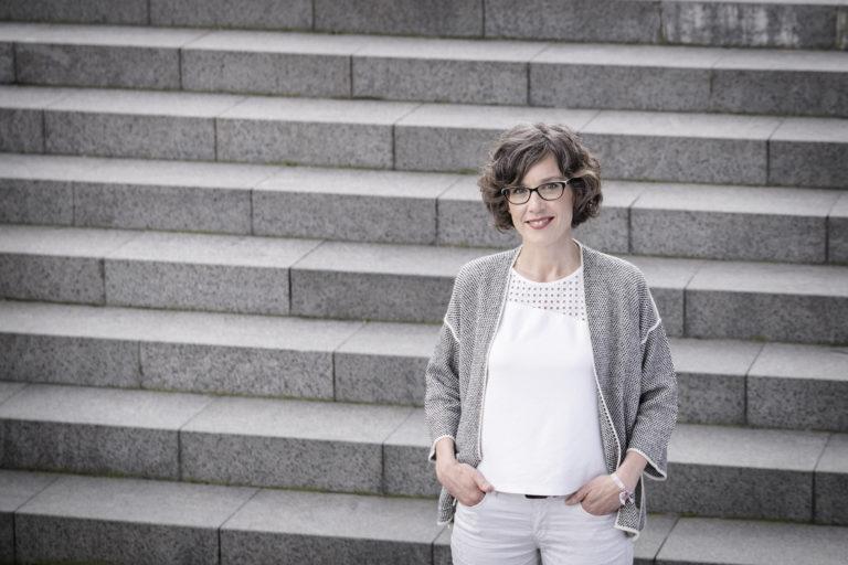 Maider Gorostidi, consultora, formadora e investigadora sobre cambio organizacional y procesos de cambio.